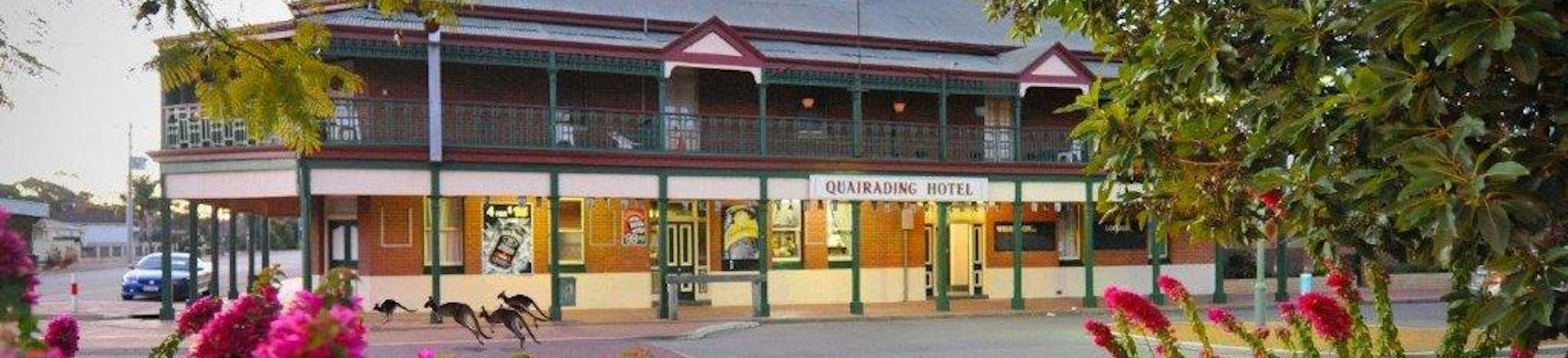 Banner - Accommodation » Shire of Quairading