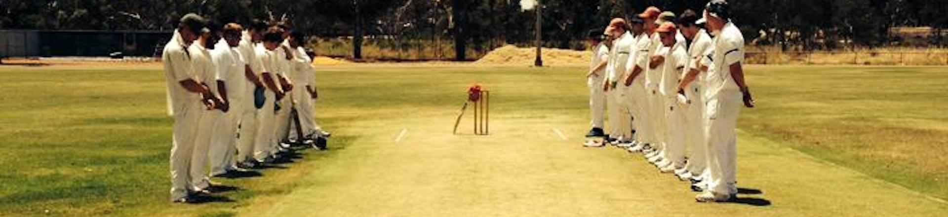 Banner - Cricket Club » Shire of Quairading