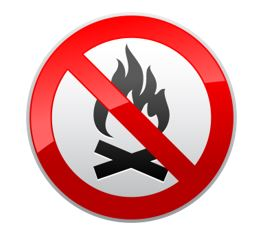 Picture: RESTRICTED BURNING PERIOD
