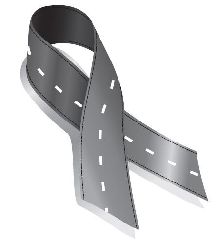 Picture: ROAD RIBBON FOR ROAD SAFETY®