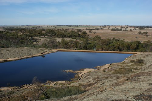 Toapin Weir