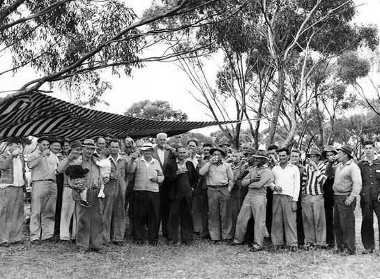 View Historical Photos of Quairading