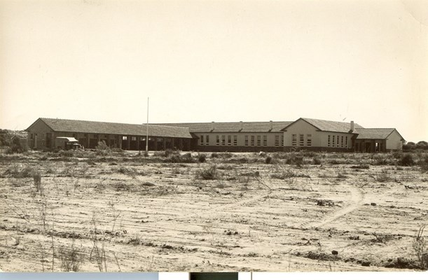Historical Photos of Quairading - School Opening in 1949