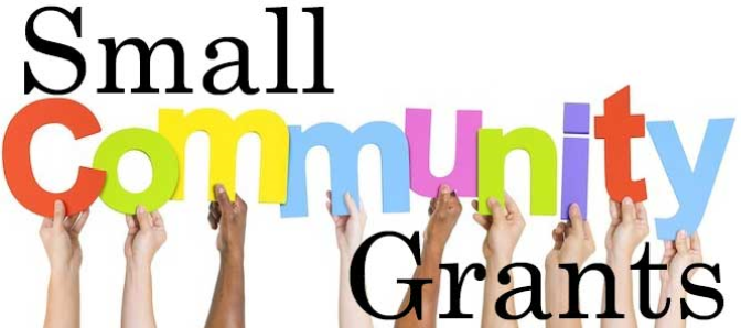 COMMUNITY GRANTS WORKSHOP